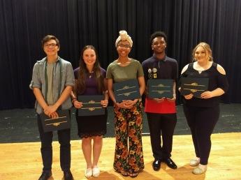CWC_2018 Scholarship Recipients